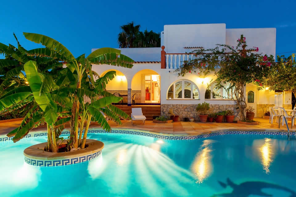 villa ramos rent in ibiza