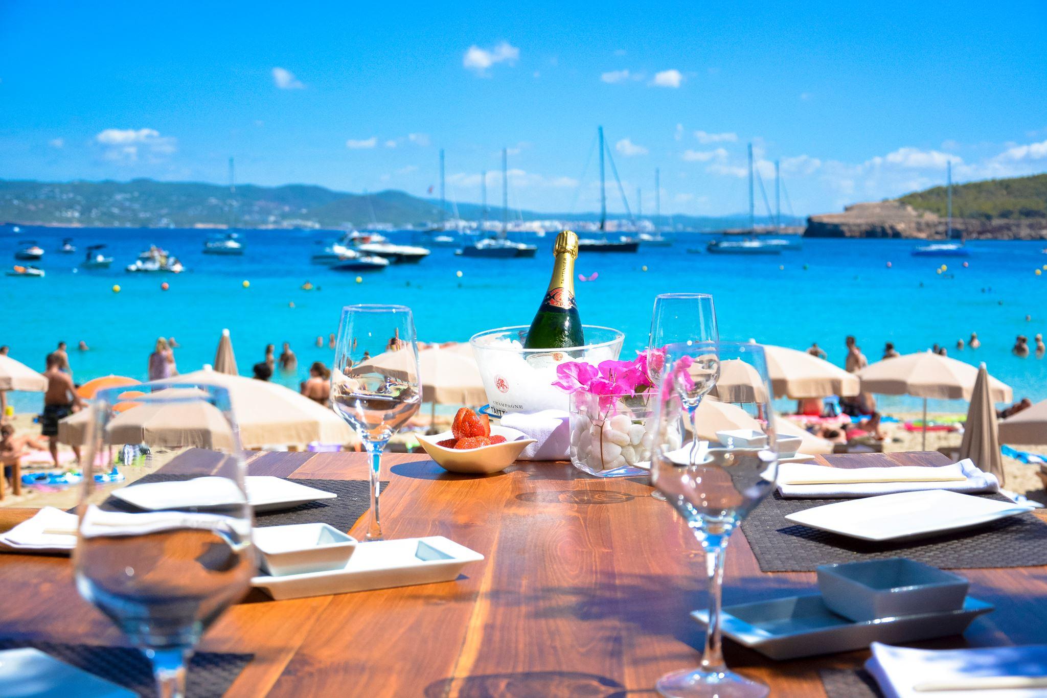 Best Beach Restaurants Ibiza