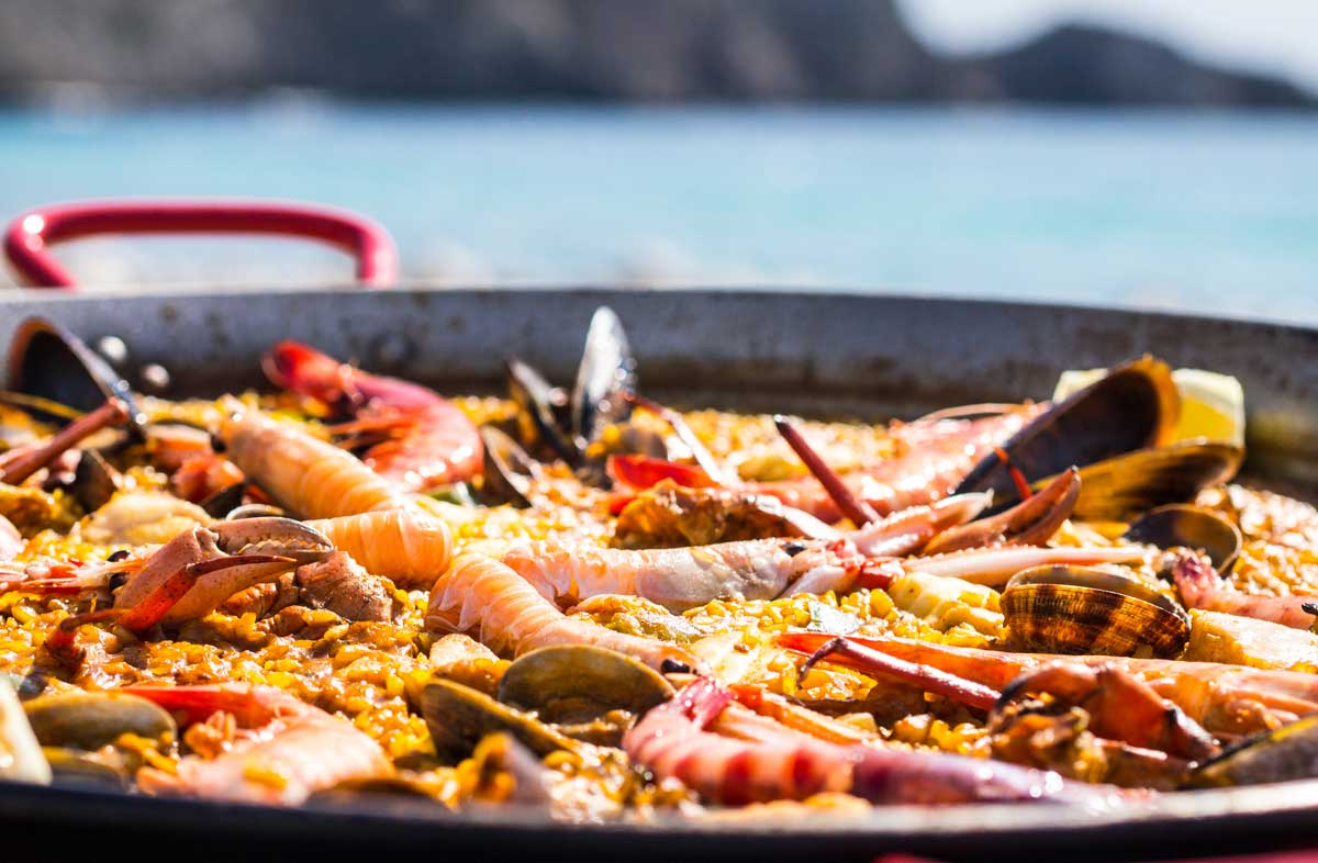 where to eat paella in ibiza