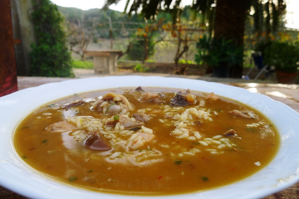 Matanzas rice in ibiza