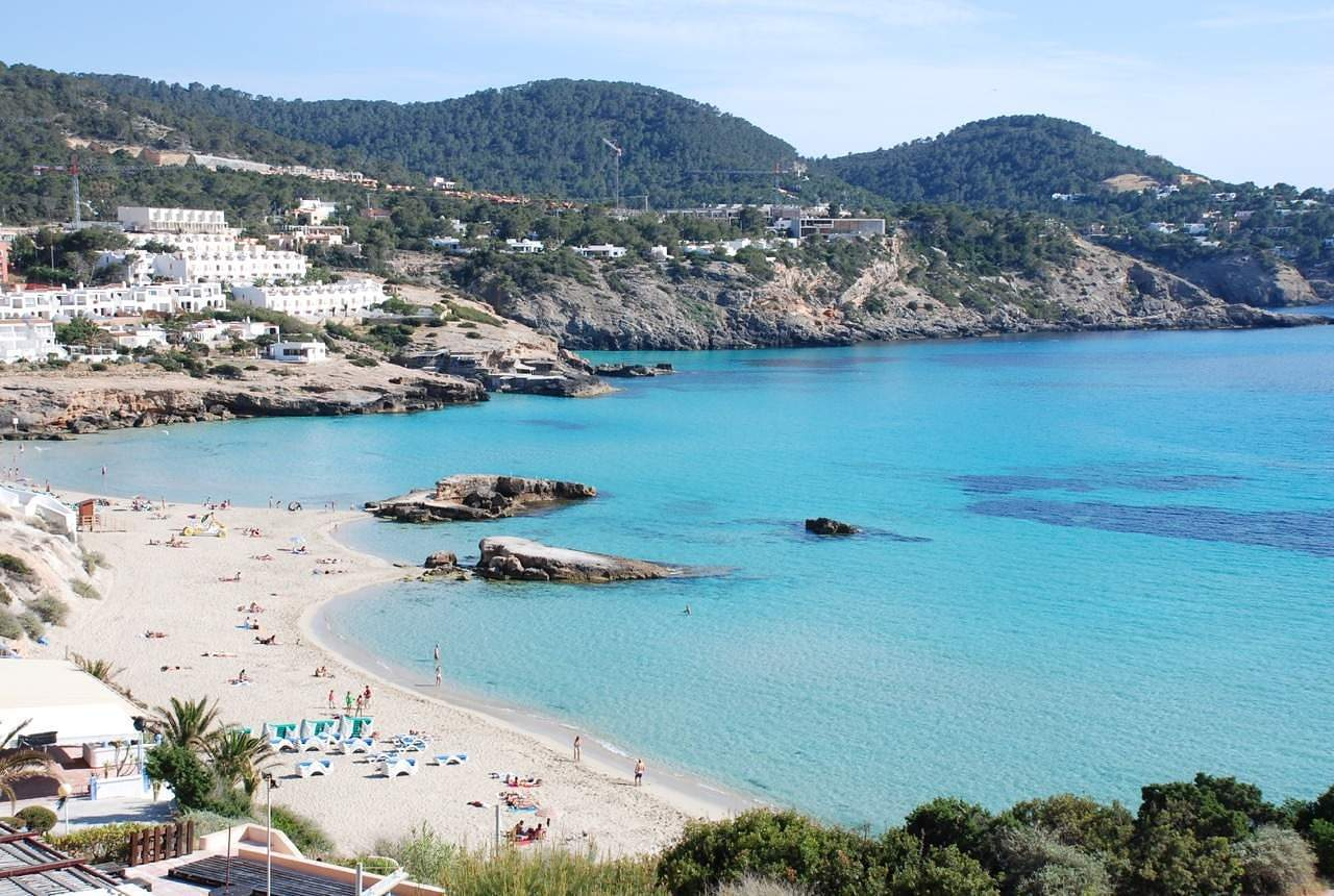 cala tarida in ibiza