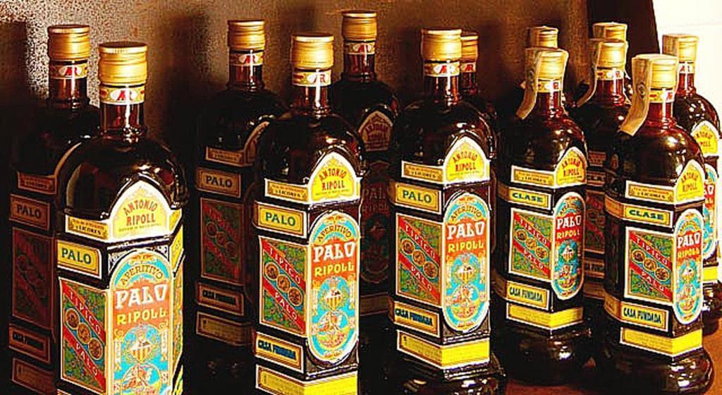 Palo is an aperitif that is typically drunk before a meal in Ibiza
