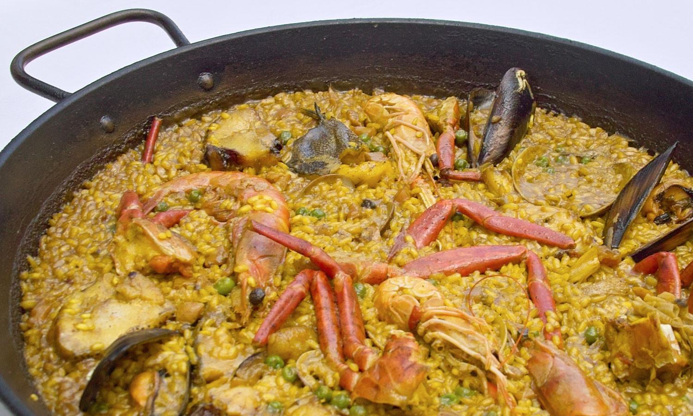 Ibizan seafood stew