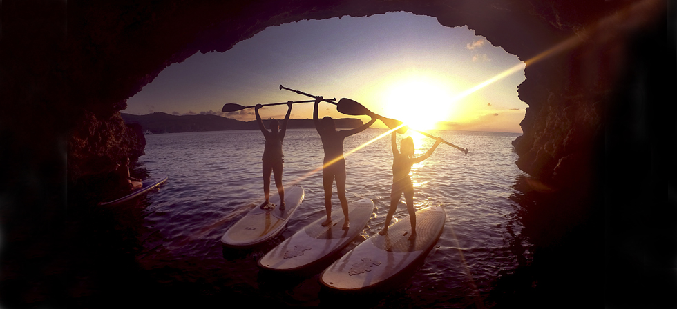 better place to do Stand-up Paddle
