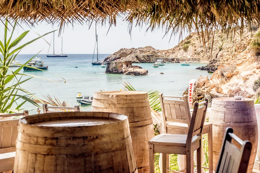 restaurants in ibiza
