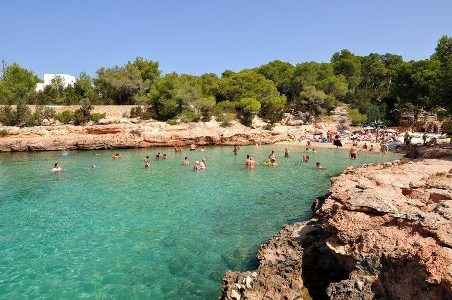 Cala Gracio San Antonio Ibiza