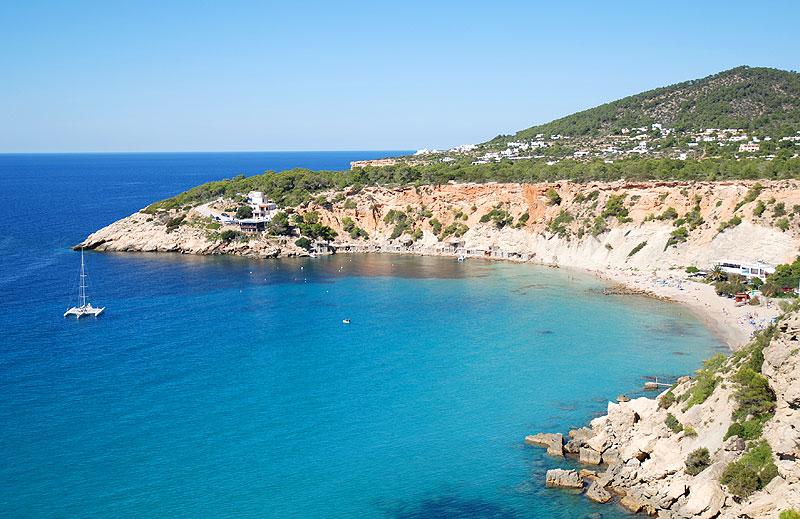 Cala d' hort Ibiza