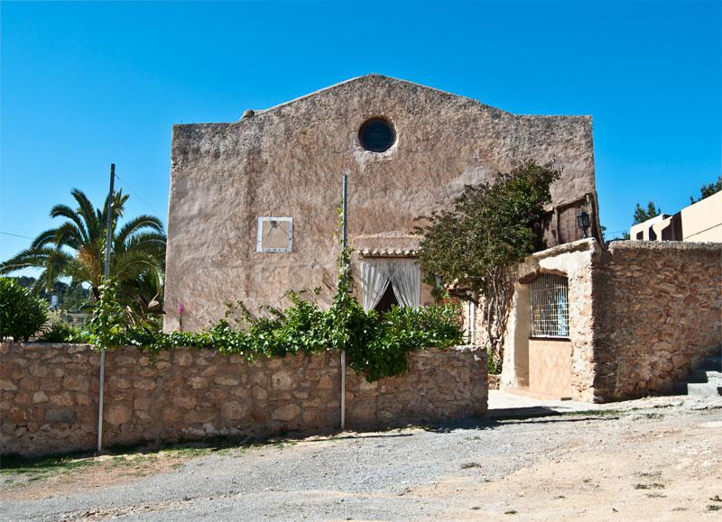 Underground Chapel of Santa Inés