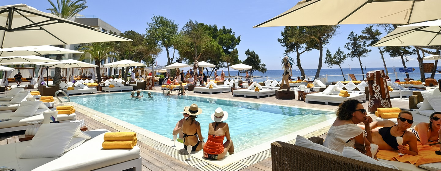 nikki beach ibiza beach club