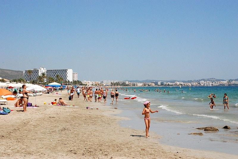 bossa ibiza beach