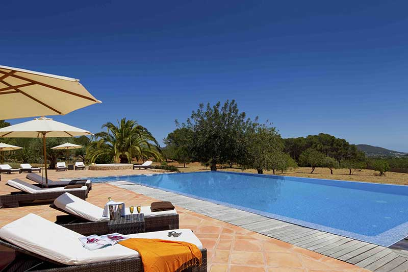 Villa Alexa - Rent Ibiza Holiday Villa