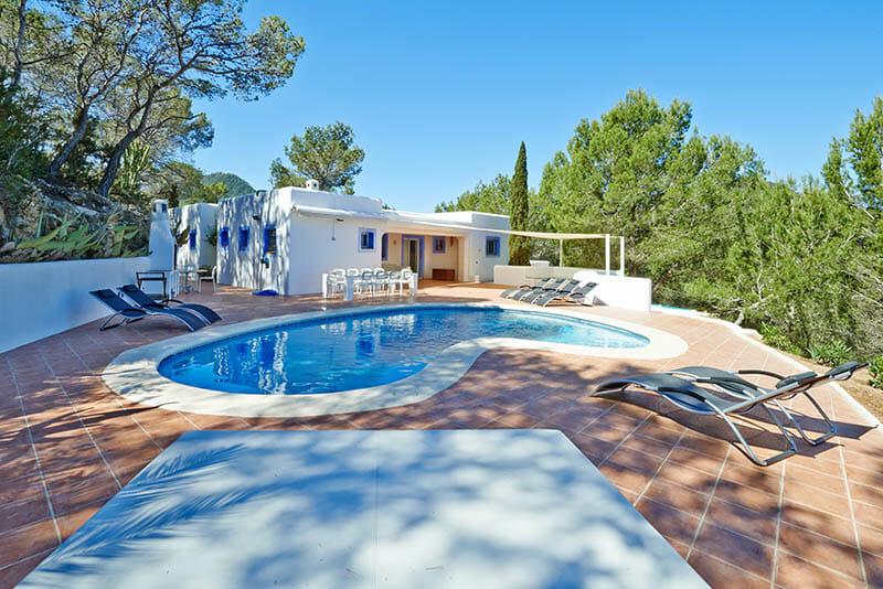 rent ibiza villas - Villa Bobbie