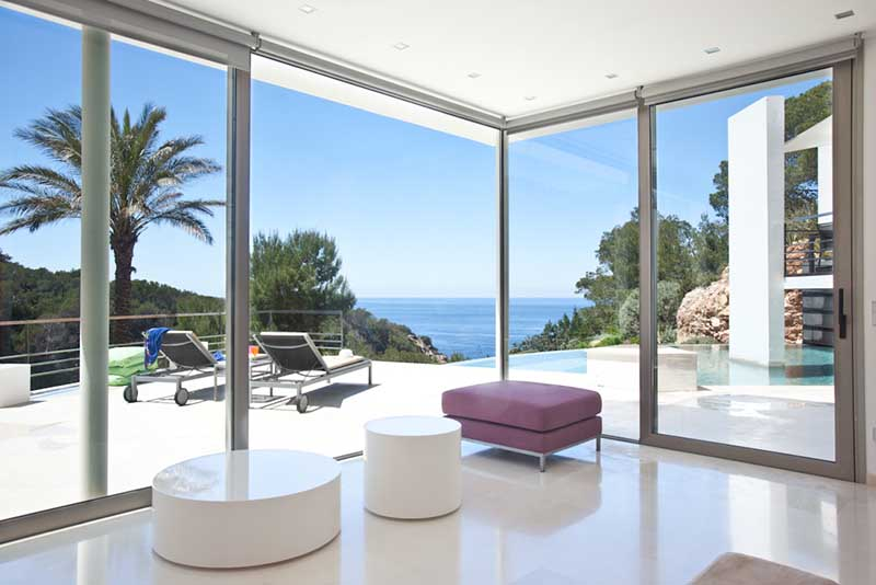 luxury villa in ibiza - Villa Pepa - rent ibiza villas