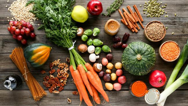 Ibiza healthy food