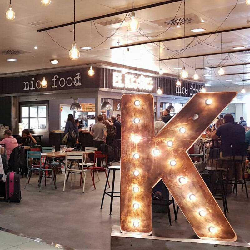 ibiza healthy food - Kiosko restaurant