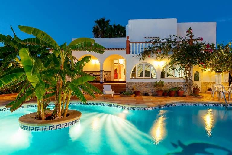 Villa Ramos - Rent Holiday Ibiza Villas