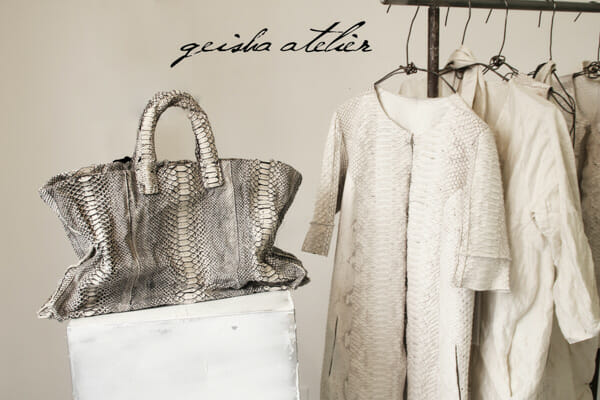 Geisha Atelier - Luxury shopping in Ibiza