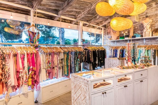 Kiera Boutique at Sa Punta - Luxury Shopping in Ibiza