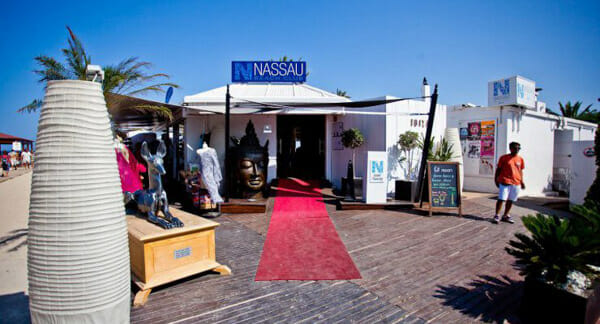 Nassau Beach Boutique - Luxury shopping in Ibiza