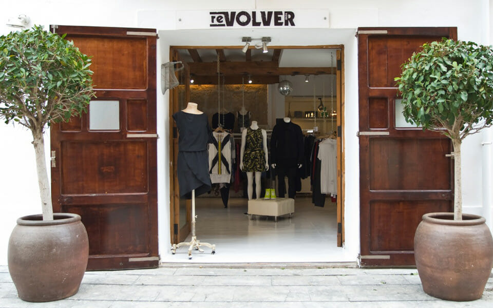 Revolver-Ibiza luxury shopping