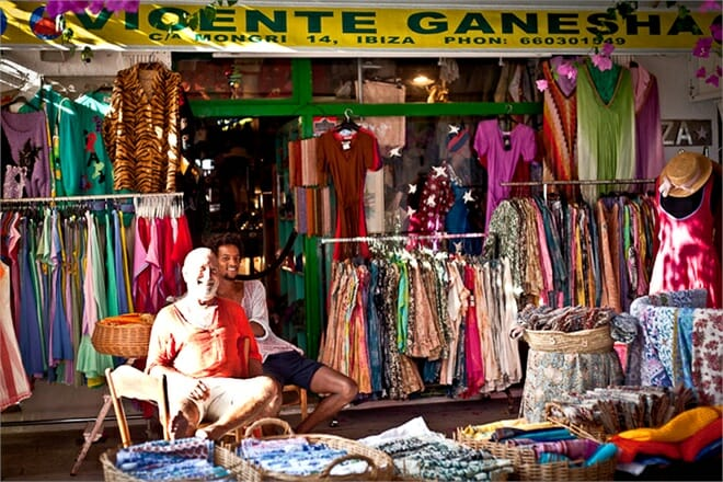 Vicente Ganesha - Luxury Shopping in Ibiza