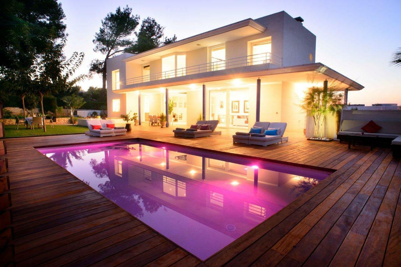 Villa Can Sala - Rent Holiday Ibiza Villas