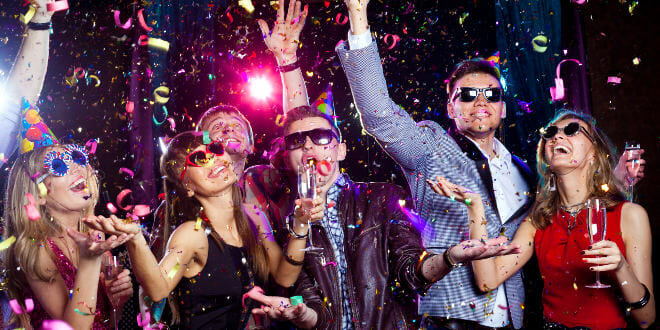 New Years Eve Party - Rent Ibiza Holiday Villas