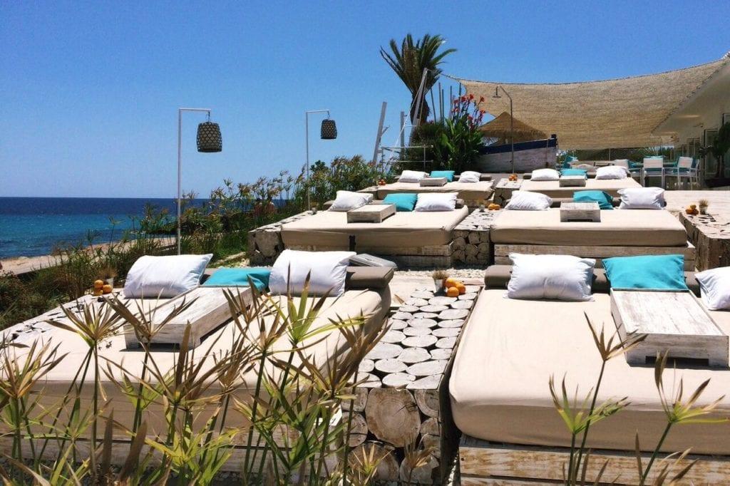 Ibiza Atzaro bar