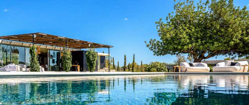 private chef ibiza with holiday villa