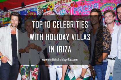 Top 10 Celebrities in Ibiza