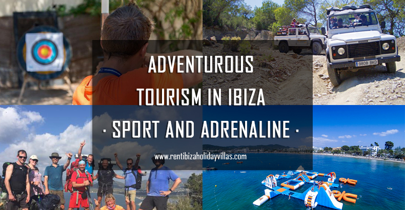 A list of adventurous activities to do in Ibiza