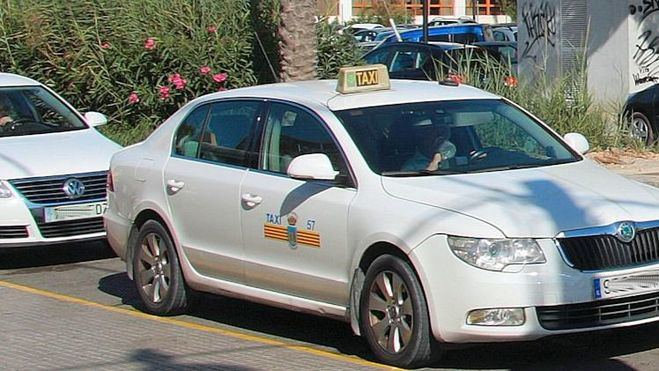 transportation in Ibiza - Call a taxi