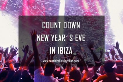 celebrate new years in Ibiza