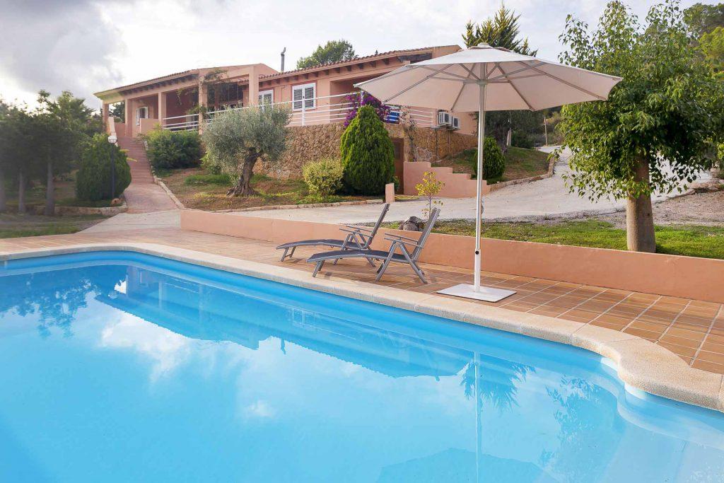 honeymoon villas in Ibiza