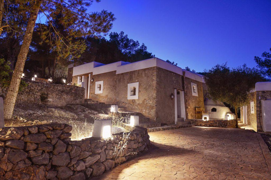 large villas in Ibiza