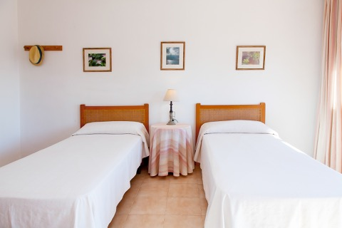 double bed rental villa ibiza