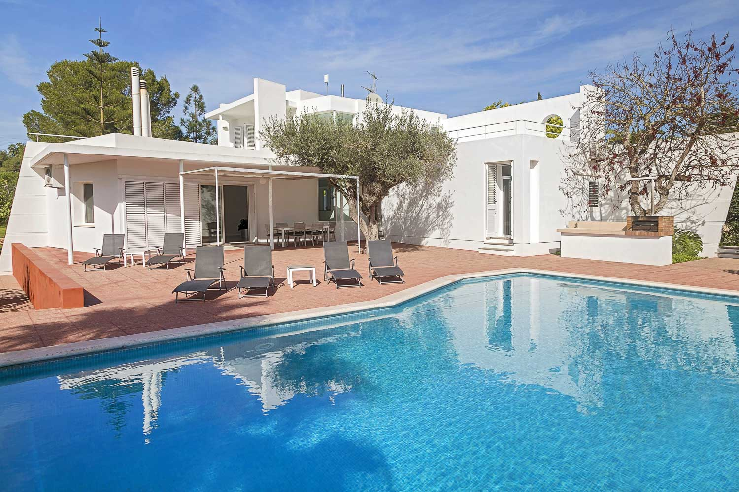Villa Lluc Private Luxury Rental Villa In Ibiza Ibiza