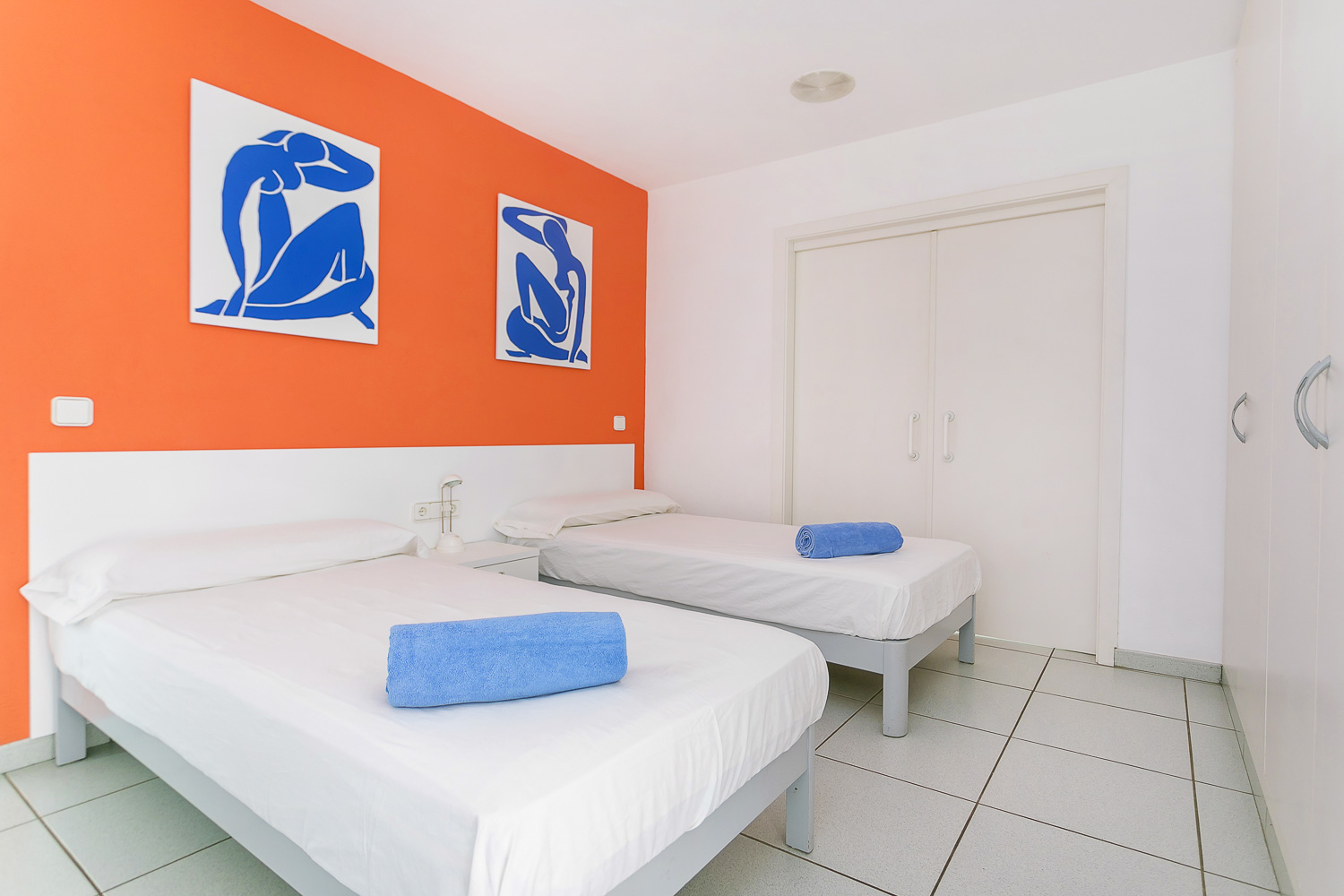 Double room with separate beds ibiza house rental