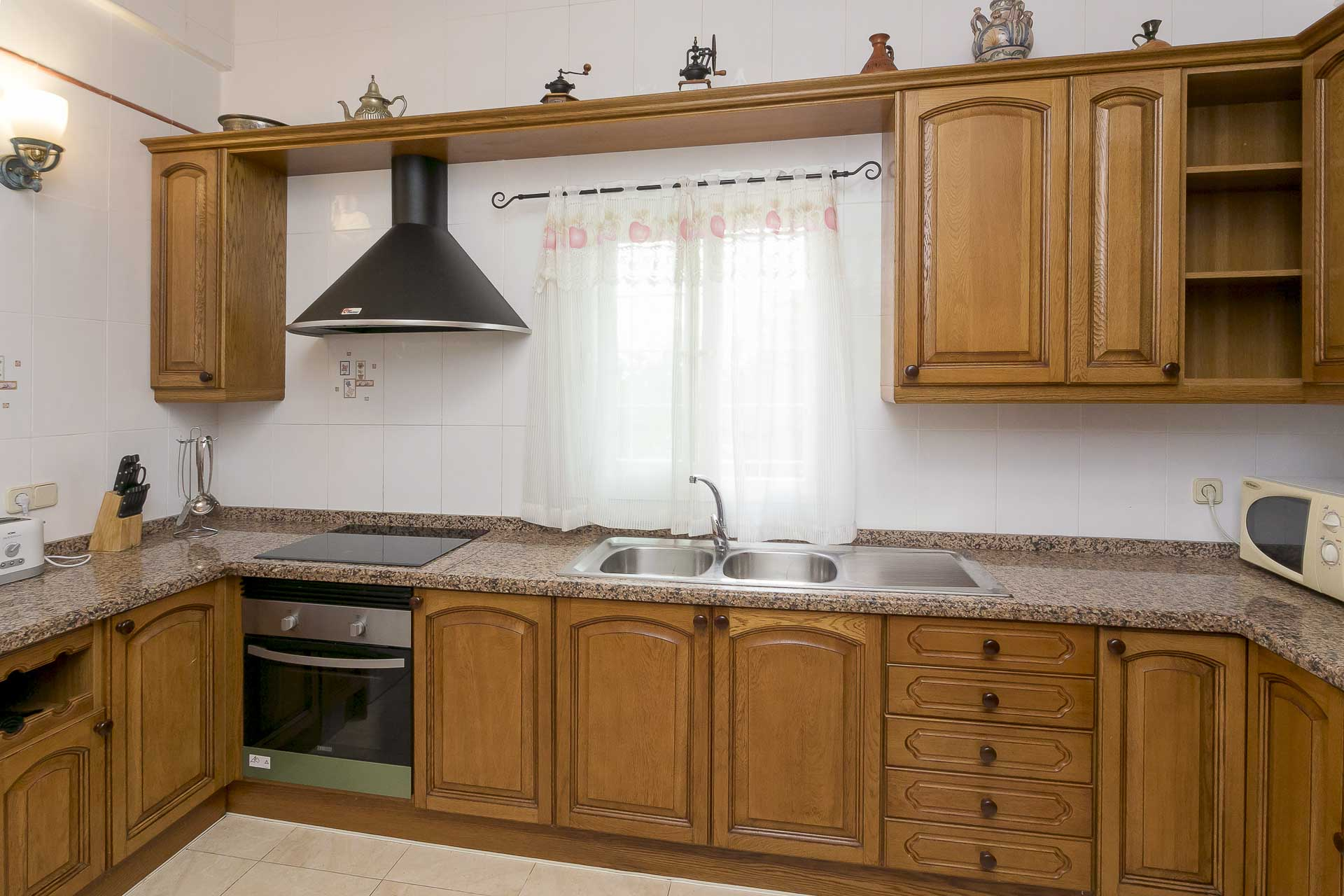 Kitchen house for rent in ibiza