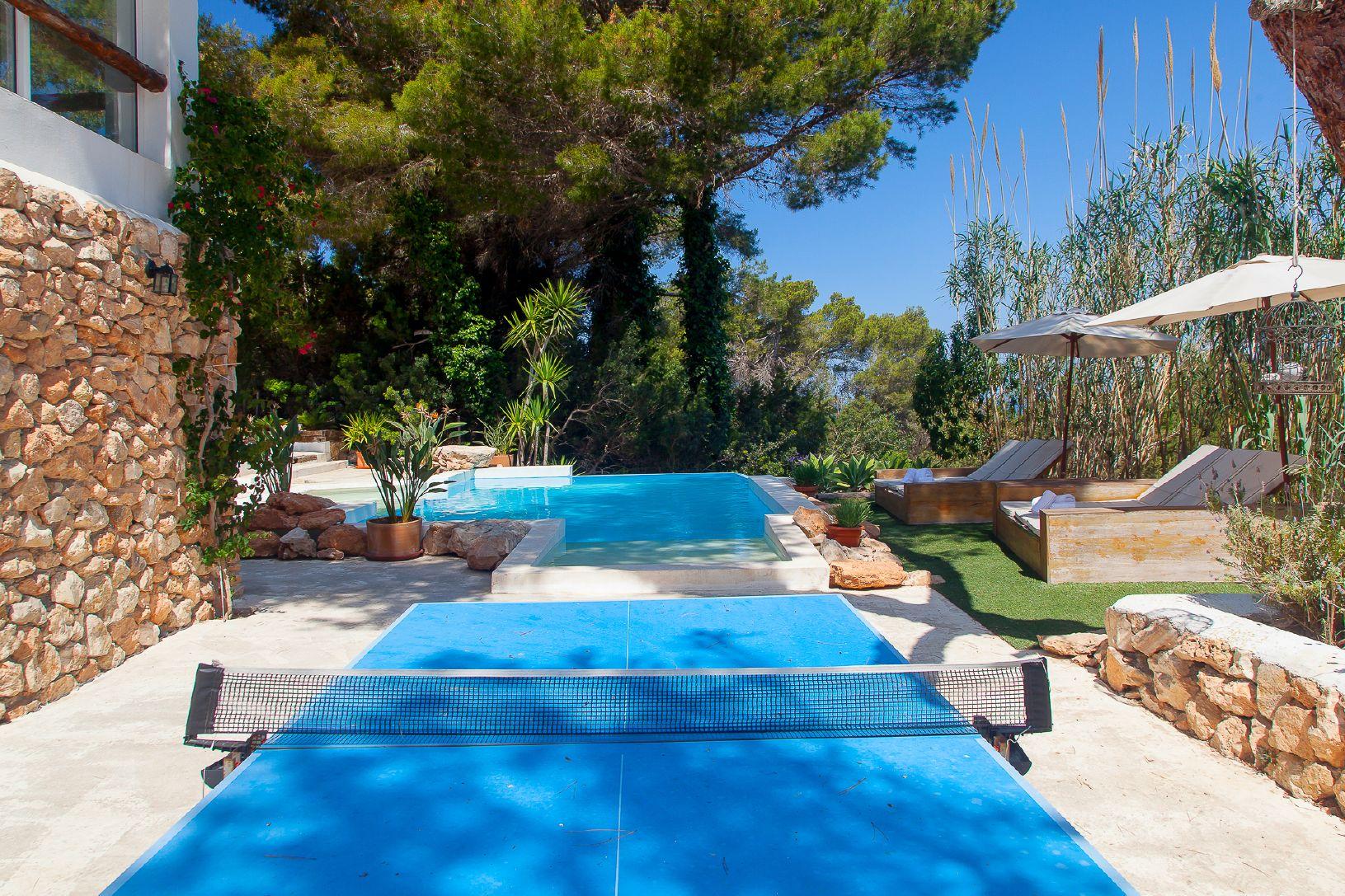 Alquiler de casa rural con piscina en ibiza villa ves - Apartamentos alquiler en ibiza ...
