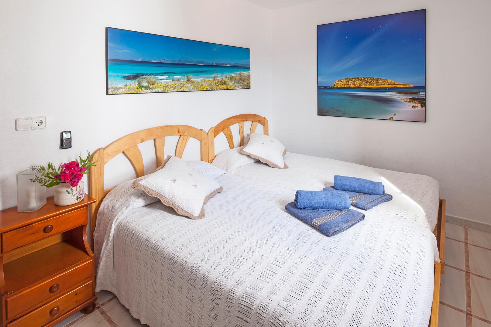 Alquiler de Villa cerca del centro de Ibiza | Villa Blanche