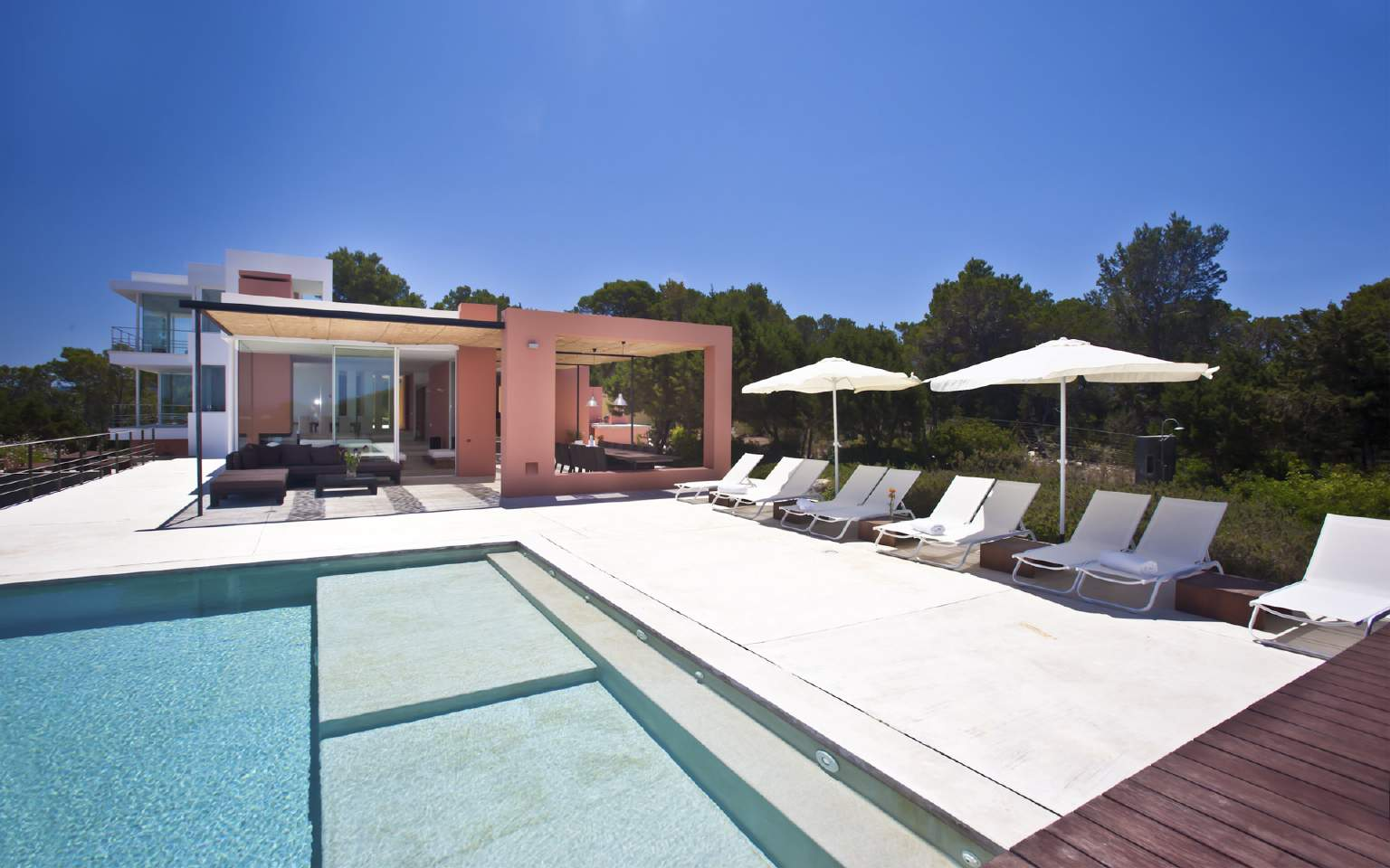 Villa Sa Claro Ibiza Rent Ibiza Holiday Villas