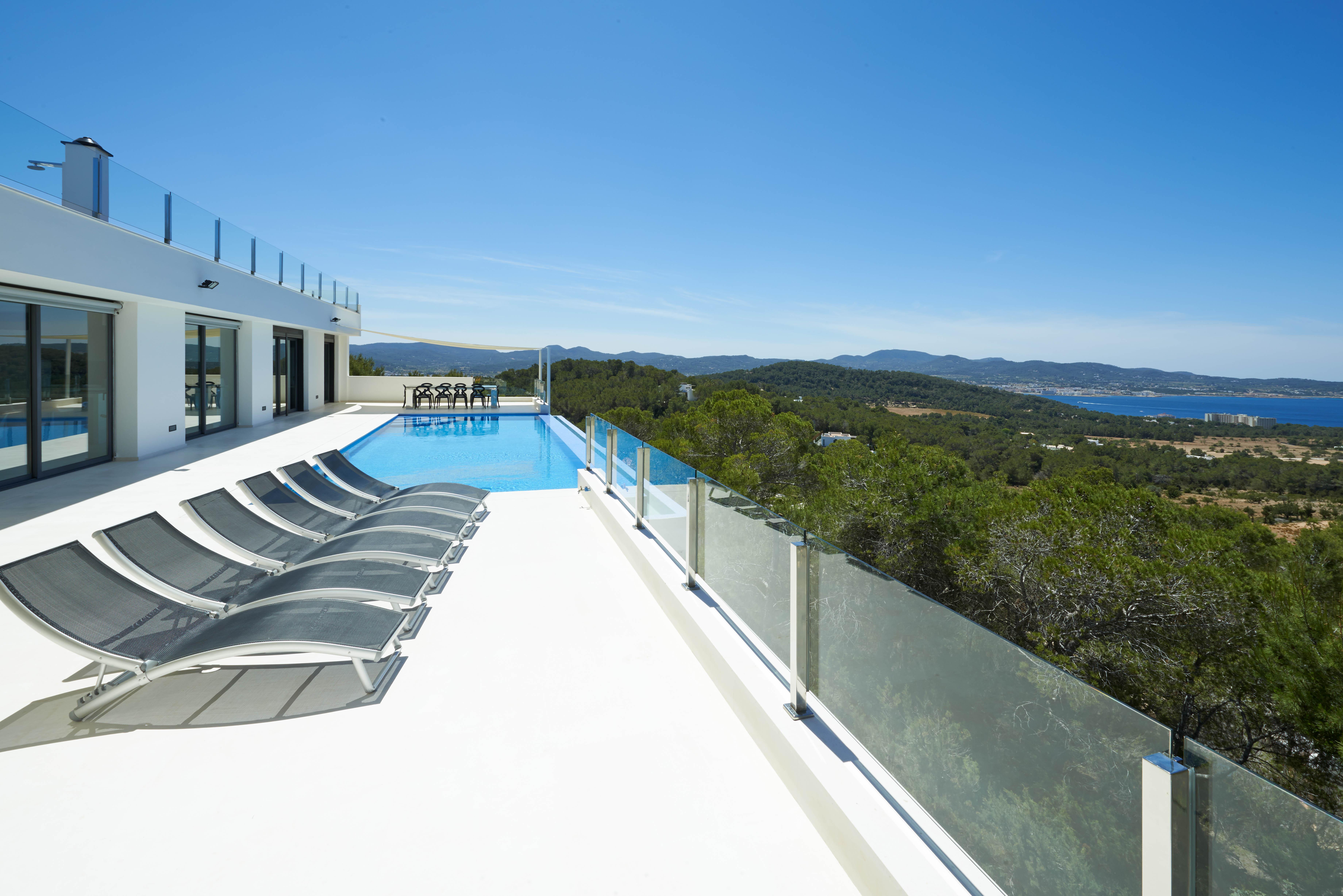 Private Luxury & Modern Villa in Ibiza, San Antonio - Rent Ibiza