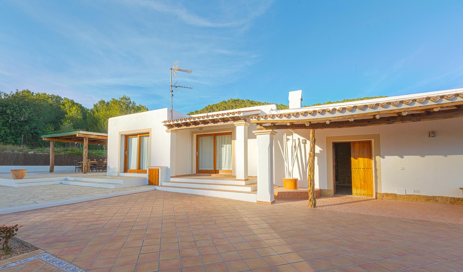 Santa Gertrudis Ibiza Villa Manuela Rent Ibiza Holiday