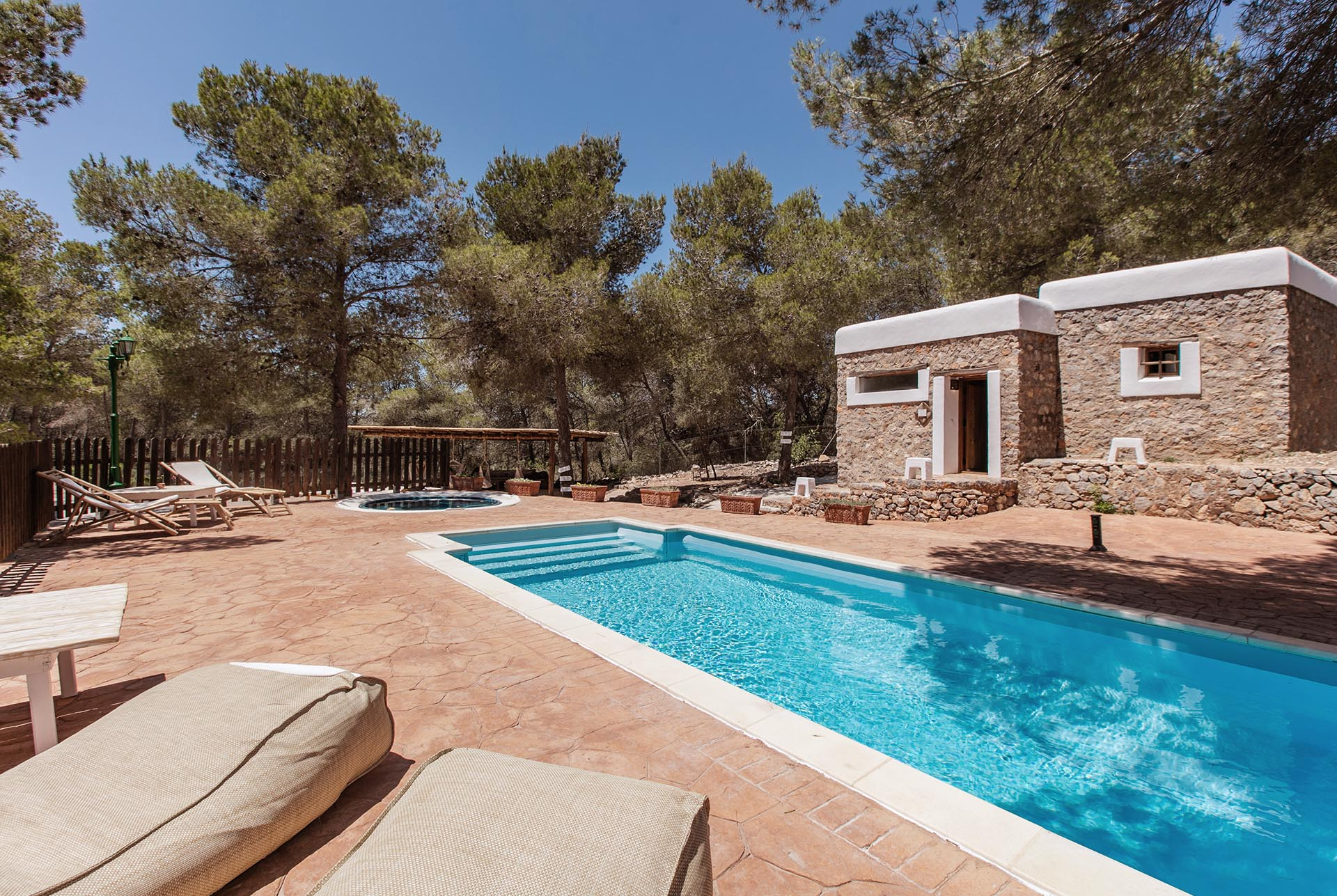 Holiday Villas With Private Pool Ibiza Villa With Pool